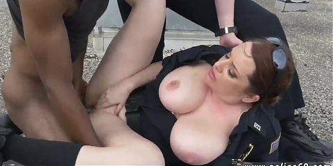 Milf gets massage Peeping Tom on our Asses!